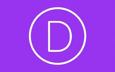 Lancement offre de stage Création de son site avec Divi